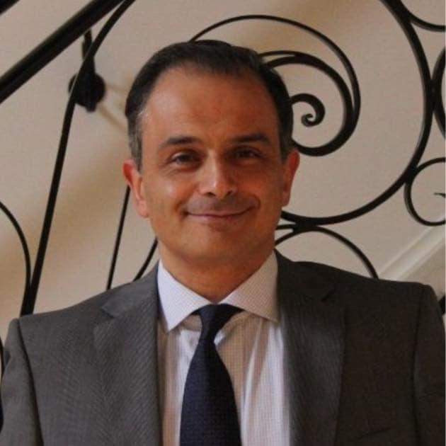 Dr Paris Kritharides