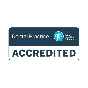 Berwick Dental Centre Accredited Logo